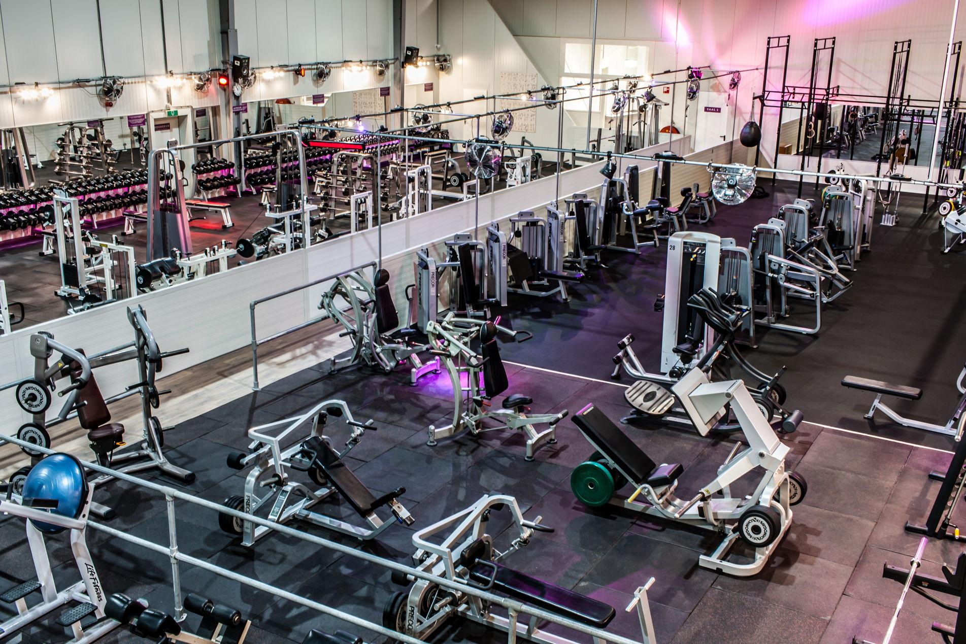 Fitness voor bedrijven met korting