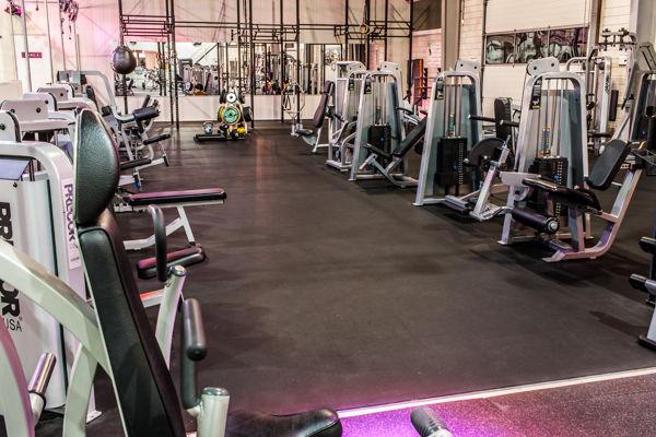 Angel's Gym Ongekende fitnessmogelijkheden