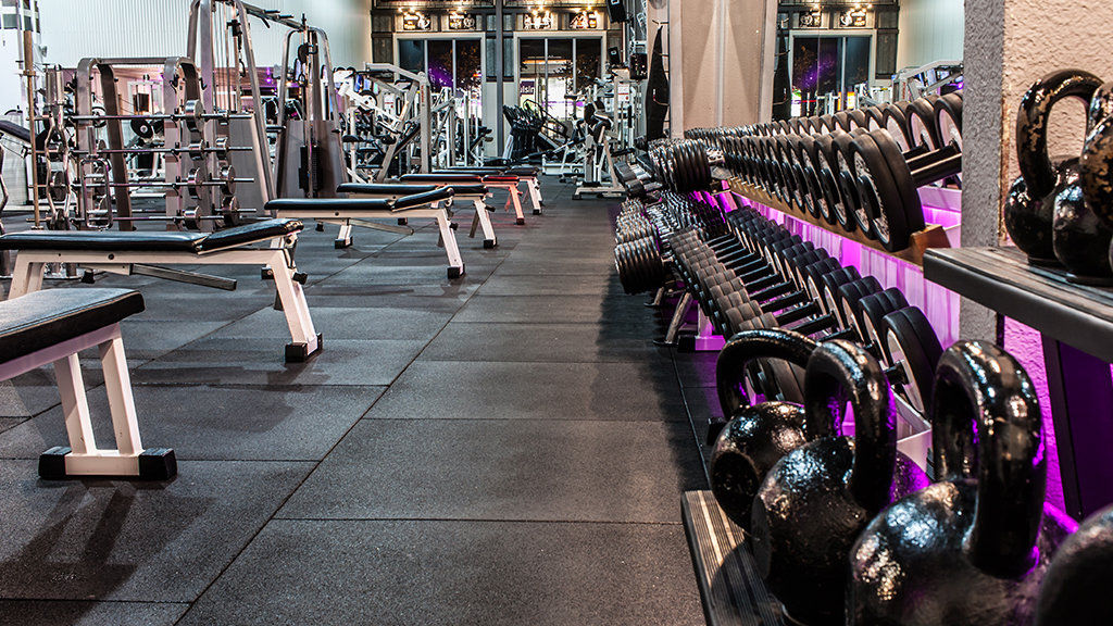 Fitness bij Angel's Gym